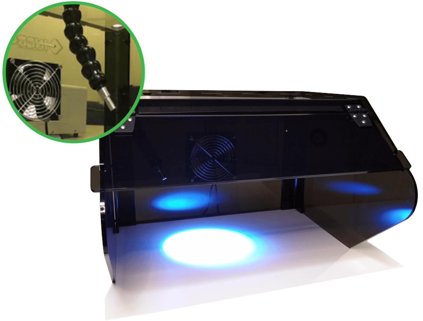 UV Spotcuring CureStation