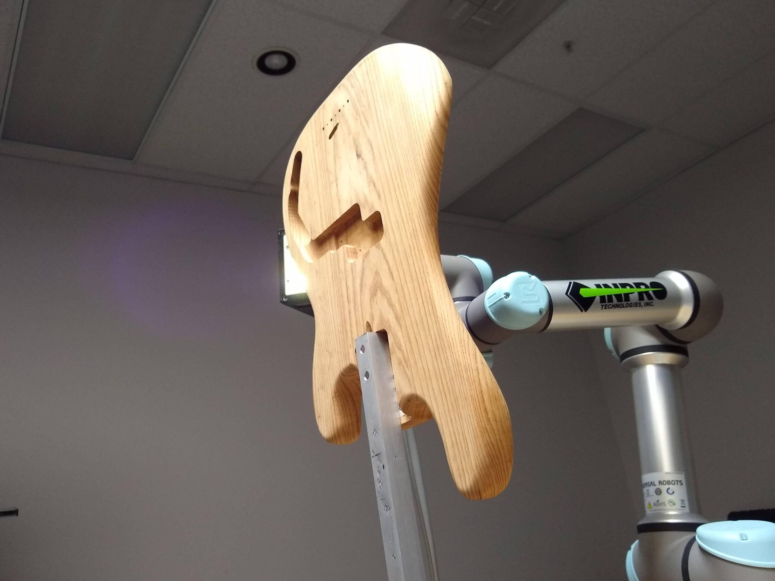 INPRO's UR5e Collaborative Robot